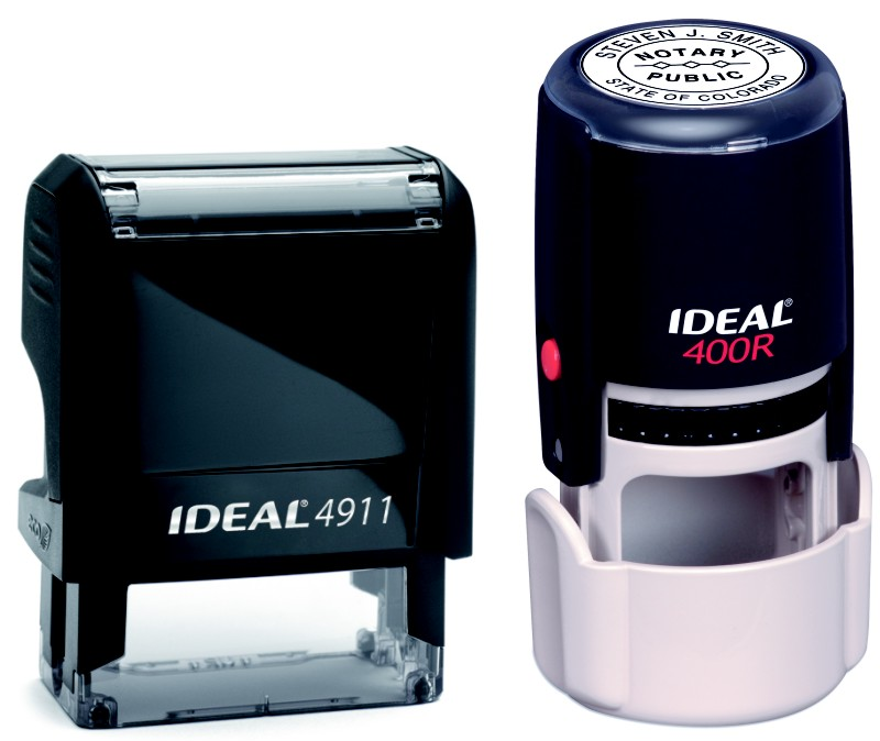rubber stamp supplies and materials ideal trodat self inking stamps