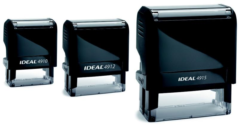 ideal trodat self inking stamps